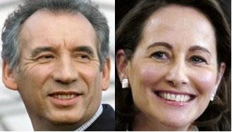 Royal et Bayrou d'accord pour se rencontrer (AP)